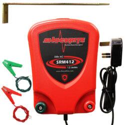ShockRite SRM412 Energiser