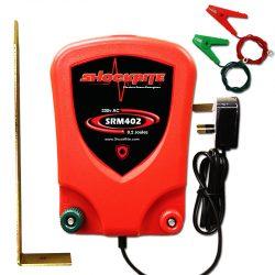 ShockRite Electric Fence Mains Energiser SRM402 0.2J